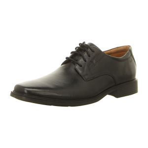 Business-Schuhe - Clarks - Tilden Plain - black