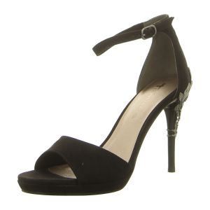 High Heels - Tamaris - black/gunmetal