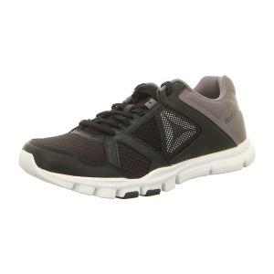 Sneaker - Reebok - Yourflex Train 10 MT - black/shark/white