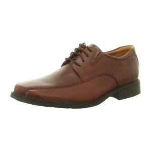 Business-Schuhe - Clarks - Tilden Walk - brown