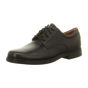 Business-Schuhe - Clarks - Un Aldric Lace - black