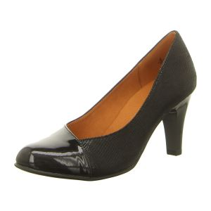 Pumps - Caprice - black rep. comb