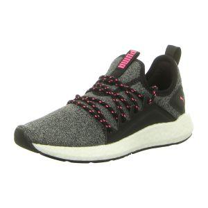Sneaker - Puma - NRGY Neko Knit Wns - puma black-knockoutpink