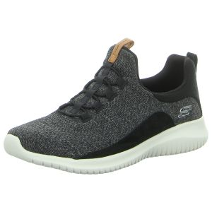 Slipper - Skechers - Ultra Flex-New Season - black