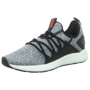 Sneaker - Puma - NRGY Neko Knit - puma black-high riskred