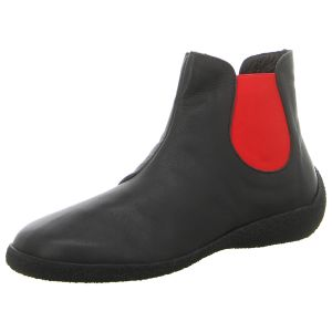 Stiefeletten - Clamp - Popsy - black-red