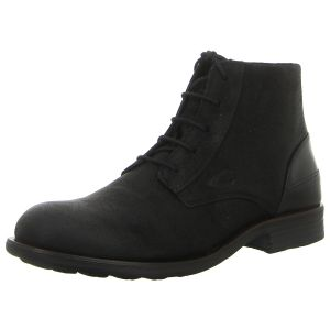 Stiefeletten - camel active - Check 12 - black