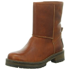 Stiefel - BULLBOXER - cognac/dark brown