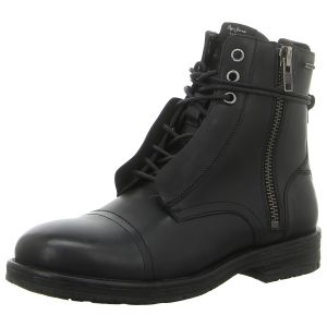 Stiefeletten - Pepe Jeans - Tom-Cut Boot - black