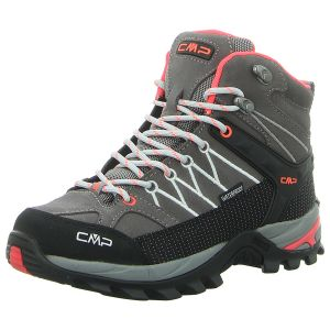 Outdoor-Schuhe - CMP - Rigel Mid Wmn - grey-red fluo
