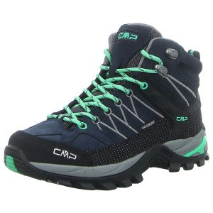 Outdoor-Schuhe - CMP - Rigel Mid Wmn - asphalt-ice mint