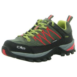 Outdoor-Schuhe - CMP - Rigel Low Wmn - kaki-corallo