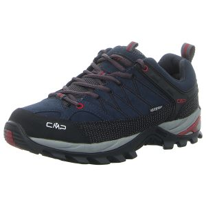 Outdoor-Schuhe - CMP - Rigel Low - asphalt-syrah