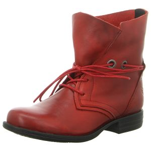 Stiefeletten - Post Xchange - Jessy - red