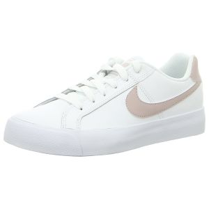 Sneaker - Nike - WMNS Court Royale AC - white/particle rose