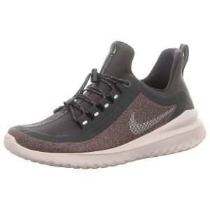 Sneaker - Nike - W Renew Rival Shield - oil grey/metallic silver-smoke