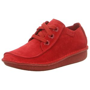 Schnürschuhe - Clarks - Funny Dream - red