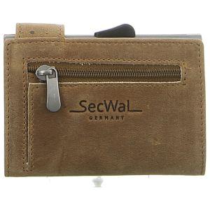 Geldbörsen - SecWal - Kartenetui mit Geldbeutel Rv - hunter