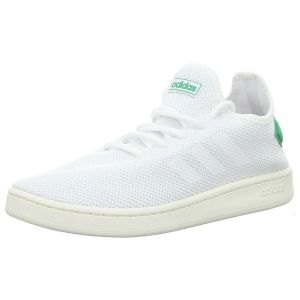 Sneaker - Adidas - Court Adapt - ftwwht/ftwwht/green