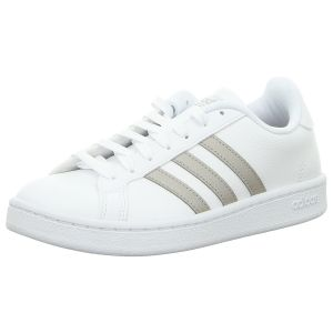 Sneaker - Adidas - Grand Court - ftwwht/plamet/ftwwht