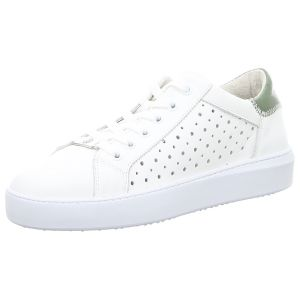 Sneaker - Tamaris - wht/green met.