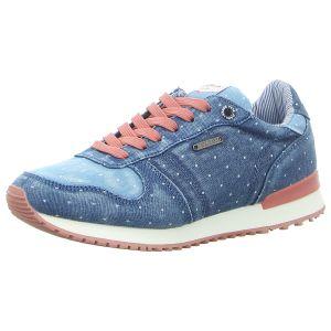 Sneaker - Pepe Jeans - Gable Patch Dot - Union Blue