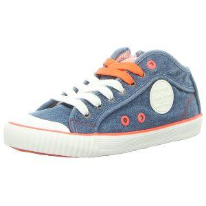 Sneaker - Pepe Jeans - Industry Neon - denim