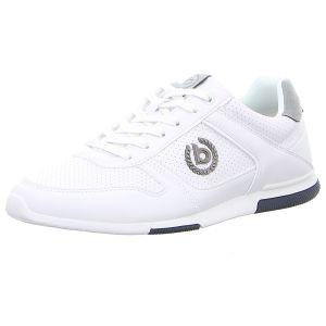 Sneaker - Bugatti - Report - white