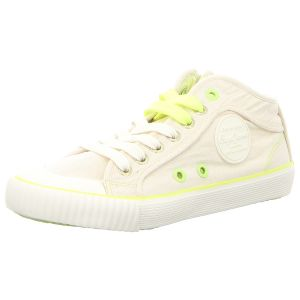 Sneaker - Pepe Jeans - Industry Neon - off white