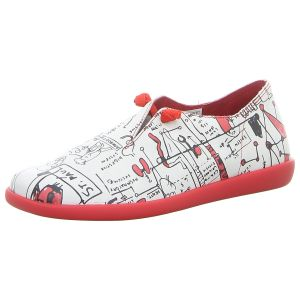 Slipper - Clamp - GIOVANI - print basquiat