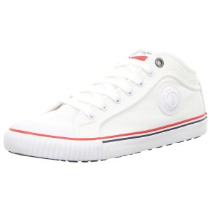 Sneaker - Pepe Jeans - Industry Basic - white