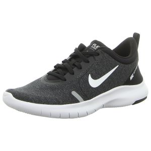 Sneaker - Nike - WMNS Flex Experience RN 8 - black/white-cool grey-reflect