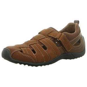 Slipper - camel active - Manila 12 - timber