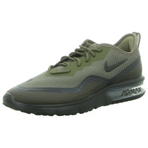 Sneaker - Nike - Air Max Sequent 4.5SE - medium olive/black-white