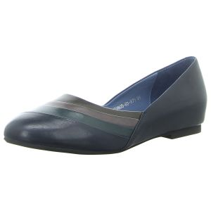 Ballerinas - regarde le ciel... - Herry-06 - navy/peltro/muddy