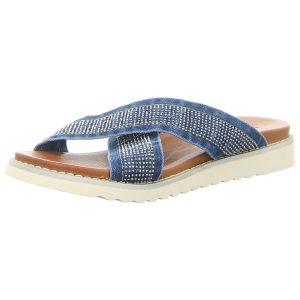 Pantoletten - Artiker - jeans