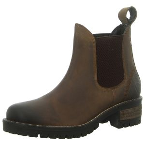 Stiefeletten - Black - brown le