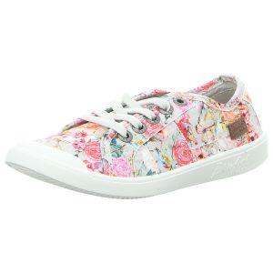 Sneaker - Blowfish - Vesper - sweet grey flowerfest