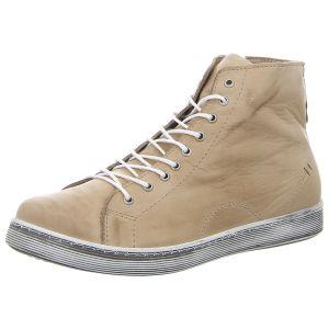 Sneaker - Andrea Conti - Da.-Schnürer - taupe
