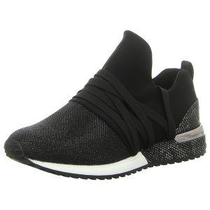 Sneaker - La Strada - lycra black