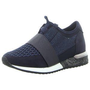 Sneaker - La Strada - lycra blue