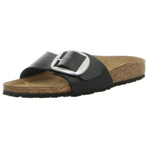 Pantoletten - Birkenstock - Madrid Big Buckle - graceful licorice