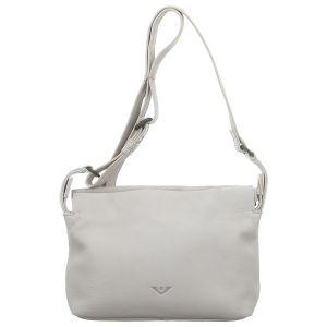 Handtaschen - Voi Leather Design - RV-Tasche - grau