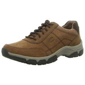 Schnürschuhe - camel active - Impact 11 - lt. mocca/mocca