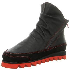 Stiefeletten - Clamp - Caetana - black/black-red
