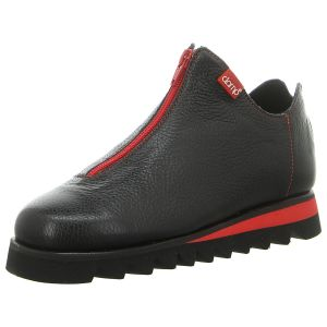 Stiefeletten - Clamp - Fincal - black/red