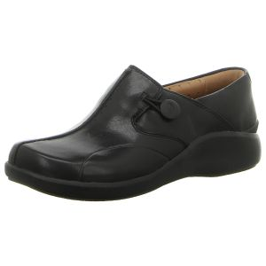 Slipper - Clarks - Un.Loop2 Walk - black