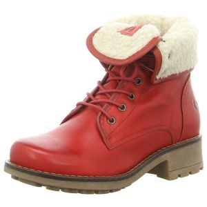 Stiefeletten - ONLINE SHOES - Irina - red