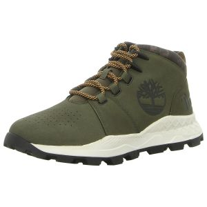 Stiefeletten - Timberland - Brooklyn Mid Lace Up - dark green