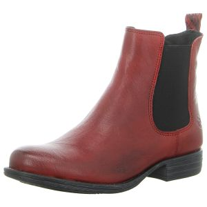Stiefeletten - Post Xchange - Jessy - oyster red/retro flame